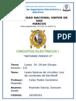 Informe Previo 3 Circuitos Electricos I