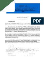 Ejemplo de Llenado de RA MODELO WORD-1 RESOLUCION DE ALCALDIA