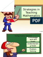 Strategies in Teaching Mathematics