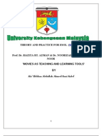 'MOVIES AS TEACHING AND LEARNING TOOLS'