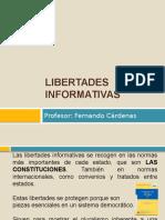 Clase 5 FC - Libertad de Informacion, Opinion, Expresion y Difusion
