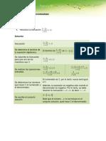 Algebra Inecuaciones Fraccionarias