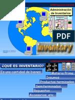 PCP04  Administración Inventarios