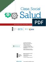 Clase Social y Salud - Octavo Informe ONS