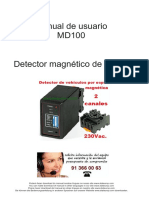 Lazo Magnetico MD100