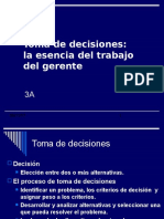 06. Toma de Decisiones Rev