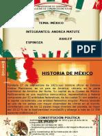 Expo Mexico Geopolitica