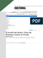 Reseña - El Triunfo Del Dinero