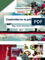 Creatividad en La Publicidad