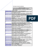 58494357 Indice de Normas Chilenas NCh Oficiales DIGITALIZADAS