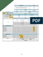 Chart Fosil Sta 109