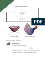 Los Paraboloide Circular