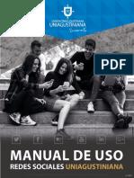 Manual Redes Sociales