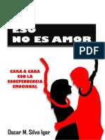 Eso No Es Amor, Cara a Cara Con La Codependencia Revision 1-b