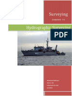 2010 CV 251 (Hydrographic Surveying)