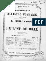 Ave Regina - Laurent de Rillé (TTBB)