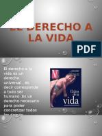 EL DERECHO A LA VIDA.pptx