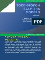 Tokoh-Tokoh Islam Era Modern