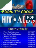 Group 7-Hiv Aids.