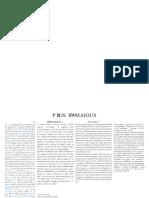 Análise Da Carta de Paulo Aos Romanos