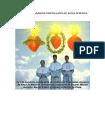 Apariçoes e Mensagens Particulares de Nossa Senhora - O Segredo de Jacareí Aparição