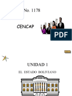 Ley 1178 Bolivia
