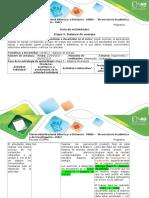 Guía de Actividades y Rúbrica de Evaluación - Etapa 5 - Balance de Energía
