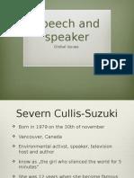 speech by severn suzuki