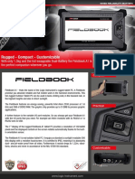 Fieldbook A1 - En