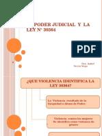 EL PODER JUDICIAL  Y  LA LEY n°.pptx