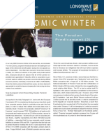 Economic Winter V38 I2 the Pension Predicament