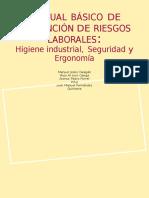 Manual Básico de Prevención de Riesgos Laborales