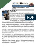 2008 WinterWarning Volume06 Issue02