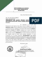 Casación N° 56-2014 - Violencia en el delito de usurpación por turbación de la posesión.pdf