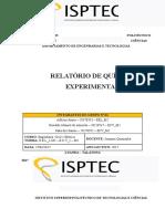Pratica de Química Experimental - Destilação Simples - Completo