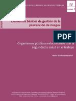 ARECHAVALETA JANINI Maria 2014 . Organismos Publicos Relacionados Con La Seguridad y Salud en El Trabajo