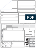 FATE Core Character Sheet - Matt Kay v2.0 (A4)