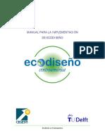 Manual Ecodiseño
