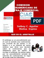 Comisión Interamericana de Arbitraje Comercial (CIAC)