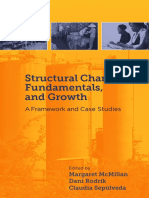 Structural change, fundamentals, and growth