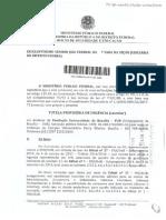 Tutela Provisoria - PAS UNB