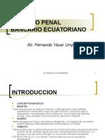 Derecho Penal Bancario