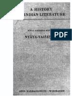 Nyaya-Vaisesika
