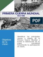PPT Primera Guerra Mundial