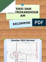 EKG + Tensi