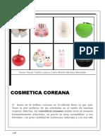 Final Cosmetica Coreana