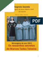 O Segredo de Jacareí Aparição - Marcos Tadeu Teixeira - Grupo Asa