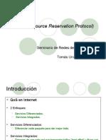 Protocolo RSVP2rec
