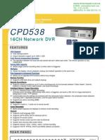CPCAM CPD538Z