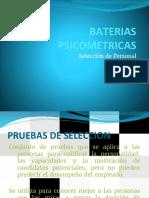 BATERIAS PSICOMETRICAS